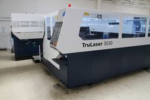 2011 TRUMPF Trumatic TC L 3030