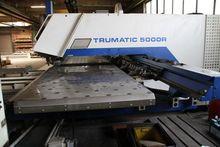 2001 TRUMPF Trumatic TC 5000 RO