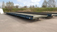 1995 Weckenmann tilting table