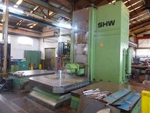 1996 SHW UF 6 L Table Drills