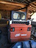 2001 Bobcat 553 GT 82811 Wheel