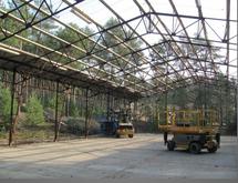 45/18 Steel Hall