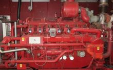 1992 Dorman 16SETCWG Gas engine