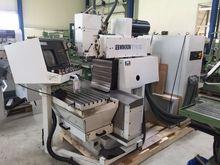 Mikron WF 31 CH CNC Milling Mac