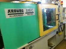 1998 Arburg 370C 600-250 Plasti