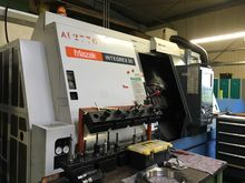 1996 Mazak Integrex 30 CNC Turn