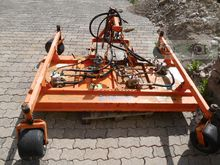 Wicke 180 cm Front mowers