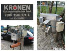 Kronen PL Potato peeling machin