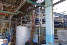1982 vOITH Waste paper pulping