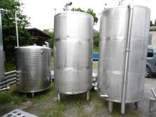 Used CIP Tanks in Ge