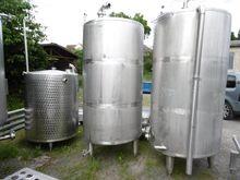 Used CIP Tanks in Ge