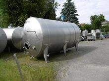 Used 20.000 l Stainl