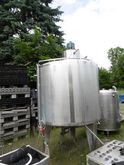 2.000 l Stainless steel tanks