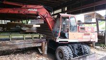 1982 Atlas 1602 D Round timber