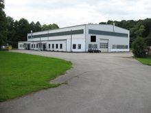 1996 Production hall warehouse