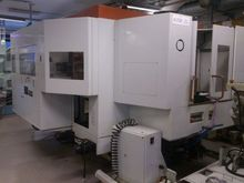 QUASER MK-603H10 CNC Milling Ce