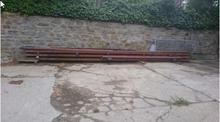 8x8 KL. Pent roof steel constru