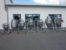 Diverse 100/200/400/500 Ltr. Be