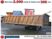 Kippaufbau Tipper trucks
