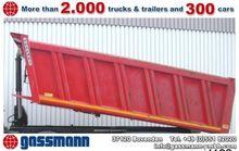 2008 Mulde Tipper trucks