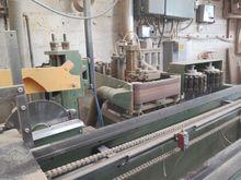 Franke edge sanding milling cut