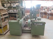 Franke SBA Fittings drilling ma