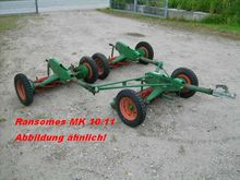 Ransomes MK 10 ; 11 Large area