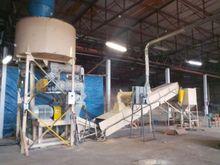 Pellet line CPM 1-1, 5 t/h