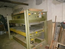 JOOS HP 65/1 Veneering presses