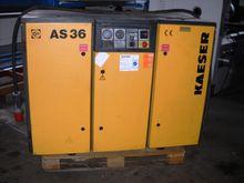 1996 Kaeser AS 36 Screw air com