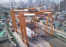 2012 Korea 320ton Bridge cranes
