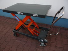 Weibert FHT 500 Pallet stackers