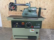Used SCM T 130 Spind