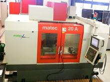 2010 MATEC 20 A 20A Numerically