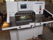 2000 Wohlenberg 76 CutTec