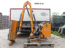 2012 Ferri TA 32 arm mower