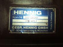 1985 Gebr.Hennig GmbH Transport