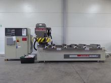 MORBIDELLI AUTHOR502 CNC machin