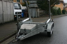 Used JOTHA trailer i