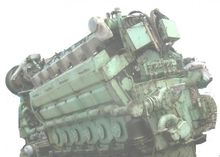 Wartsila 12V32 Engines & spares