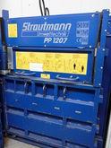 Strautmann PP1207 Baling presse