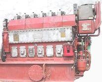 Used MAK 6M20 Engine
