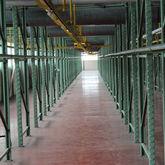 Dürkopp 763 Slope conveyor with