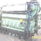 1988 Sulzer 6AL 25D Diesel Engi