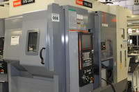 Mazak IVS 200 CNC Turning Machi