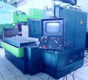 1991 METBA MB 50 Xc CNC Bed Mil
