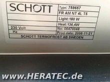 Schott, AHT, Linde Wall cabinet
