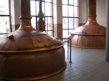 Used brewery in Germ