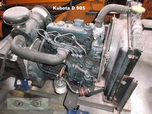 Kubota D 905 Diesel engines
