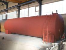 70 cbm Tank fuel gas station st